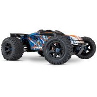 Traxxas 1/10 E-Revo 6S Electric Brushless 4WD RC Truck w/ ID & TSM