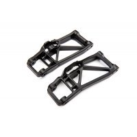 Traxxas Maxx 4S Black Front or Rear Lower Left & Right Suspension Arms 2Pcs