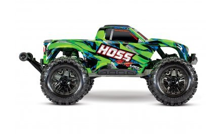 Chassis HOSS Traxxas 9022