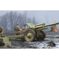 Trumpeter 1/35 Soviet 1938 122mm Howitzer M-30 Eraly Model Scaled Plastic Model Kit