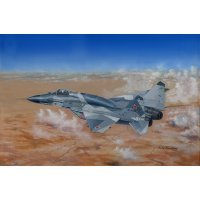 Trumpeter 1/32 Russian MIG-29SMT Fulcrum Fighter Jet Scaled Plastic Model Kit