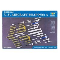 Trumpeter 1/32 US Aircraft Weapons Set A