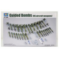 Trumpeter 1/32 US Aircraft Guided Weapons Set