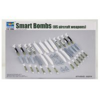 Trumpeter 1/32 US Aircraft Smart Bombs Weapons Set