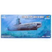 Trumpeter 1/144 German Type XXIII U-Boat Plastic Model Kit