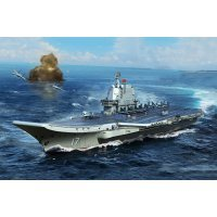 Trumpeter 1/700 PLA Navy Type 002 Aircraft Carrier Plastic Model Kit