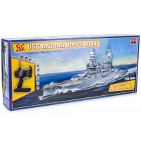Trumpeter 1/200 USS Arizona BB-39 1941 Battleship Electric RC Boat Kit