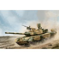 Trumpeter 1/35 Russian T-80UM Main Battle Tank Scaled Plastic Model Kit