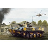 Trumpeter 1/35 BMD-3 Airborne Infantry Fighting Tank Scaled Plastic Model Kit