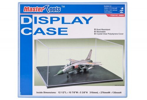 Trumpeter Model Plastic Display Case 316x276x136mm