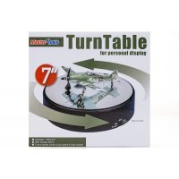 Trumpeter Model 7-inch Turntable Display