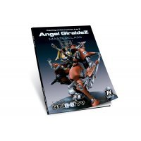 Vallejo Painting Miniatures From A To Z Magazine Vol.1 by Angel Giraldez