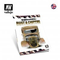 Vallejo Magazine Rust & Chipping
