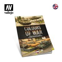 Vallejo Colours of War Magazine - Painting WWII & WWIII Miniatures