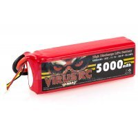 Virus 11.1v 5000mah 35C LiPo Battery