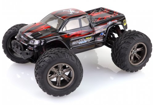 Xinlehong 1/12 Challenger Electric 2WD Off Road RC Monster Truck