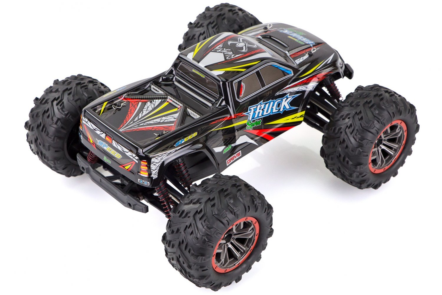 9125 Xinlehong 1 10 Sprint Electric 4wd Off Road Rc
