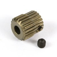 Yeah Racing Aluminium 7075 Hard Coated 21T 64dp Pinion Gear