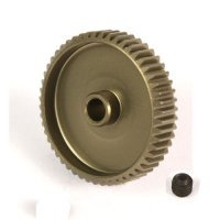 Yeah Racing Aluminium 7075 Hard Coated 52T 64dp Pinion Gear