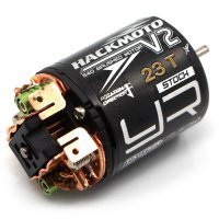 Yeah Racing Hackmoto V2 540 Size 23 Turn Brushed Motor