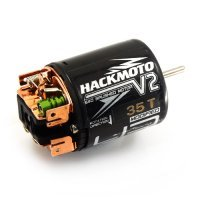 Yeah Racing Hackmoto V2 540 Size 35 Turn Brushed Motor