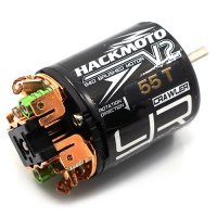 Yeah Racing Hackmoto V2 540 Size 55 Turn Brushed Motor