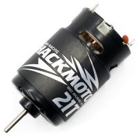 Yeah Racing Hackmoto V2 550 Size 21 Turn Brushed Motor