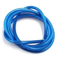 Yeah Racing 12AWG Transparent Blue Wire 1000mm