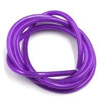 Yeah Racing 12AWG Transparent Purple Wire 1000mm