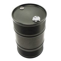 Yeah Racing 1/10 Gunmetal Aluminium Large Oil Drum