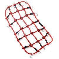 Yeah Racing 1/10 Red Luggage Net (200x110mm)
