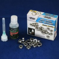 Yeah Racing Metal Shielded Ball Bearing Kit for Tamiya TT-02