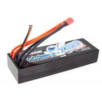 nVision 7.4v 7200mAh 100C Hard Case LiPo Battery