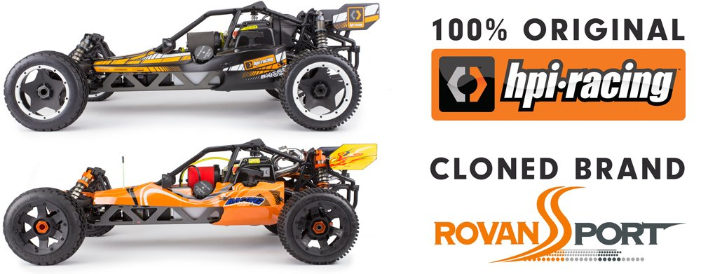 Hpi Vs Clone Rovan King Motor What Is The Best Rc Baja To Buy