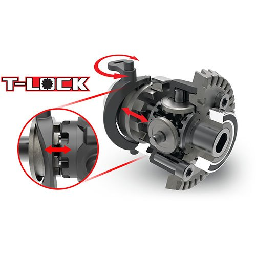 Traxxas Remote Locking Differentials