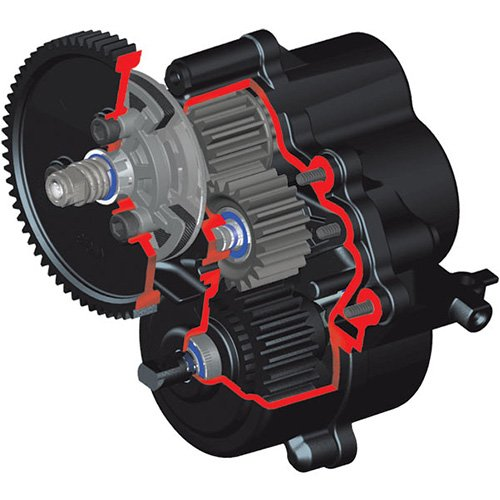 Traxxas Gearbox
