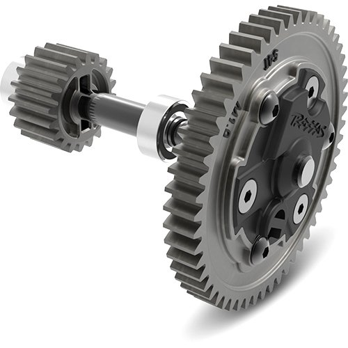 Traxxas X-Maxx Centre Drive Gear Assembly